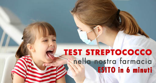 Test STREPTOCOCCO